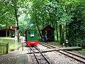 Signalbox, Stony Shaw Station, Bredgar and Wormshill Railway (geograph 5065536).jpg