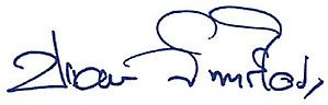 Prayut Chan-o-cha - Image: Signature of Prayut Chan o cha (2016 12 29)