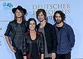 Silbermond - Deutscher Radiopreis Hamburg 2016 03.jpg