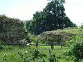 Silchester Roman Town wall gate - panoramio.jpg