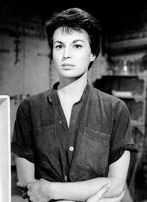 Silvana Mangano - Silvana Mangano in 1956