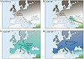 Simplified model for the recent demographic history of Europeans.jpg