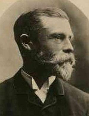 Simpson Newland - Simpson Newland ca. 1885 (aged 50)