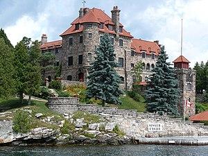 Singer Castle In 2009