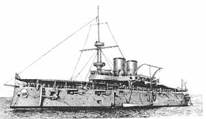 Russian battleship Sinop - Image: Sinop