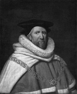 John Bramston the Elder English judge
