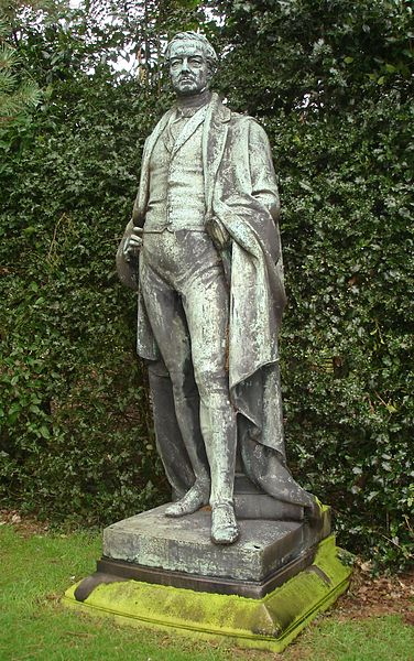 File:Sir Robert Peel, Gawsworth, East Cheshire.JPG