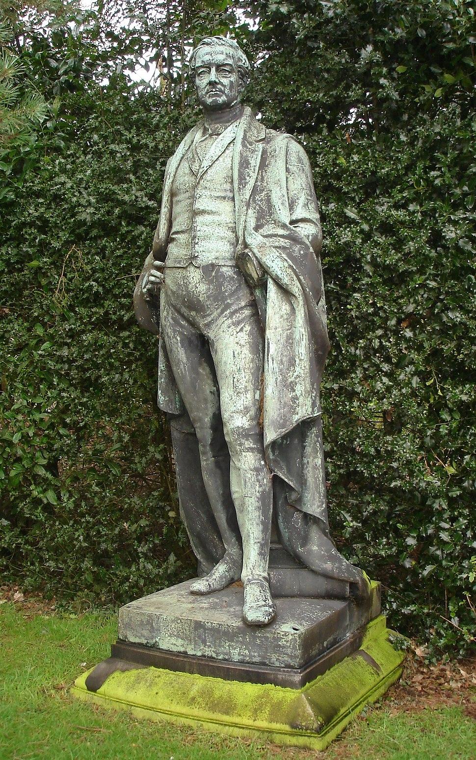 Sir Robert Peel, Gawsworth, East Cheshire