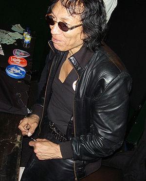 Sixto Rodriguez - Image: Sixto Diaz Rodriguez 2007