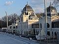 Skating Hall from Zielinski Bridge, 2013 Budapest (342) (13228091984).jpg
