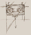 Sketch self aligning bearing Wingquist.png