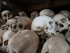 Image illustrative de l'article Crimes du régime khmer rouge
