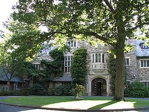 Skylands (estate) - Skylands manor