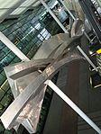 Slipstream (2014) by Richard Wilson, London Heathrow Terminal 2, UK - 20150621-02.jpg
