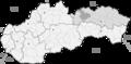 Slovakia presov kezmarok.png