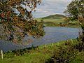 Small reservoir south of Girvan - geograph.org.uk - 329830.jpg