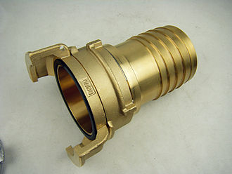 Hose coupling - Brass Guillemin coupling
