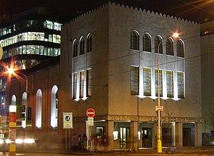 Smíchov Synagogue - Image: Smichov synagogue