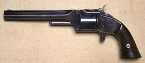 Smith & Wesson Model No. 2 Army - Image: Smith & Wesson No 2