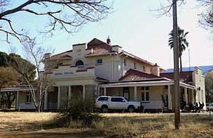 Smithfield, Free State - Smithfield Town Hall
