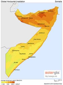 Solar power in Somalia - Wikipedia