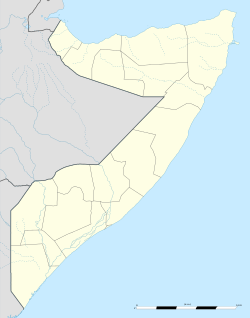 Amud is located in Somalia