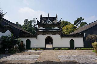 A mosque in Shanghai