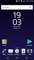 Sony Xperia Z2 D6503 home screen 20170913.png