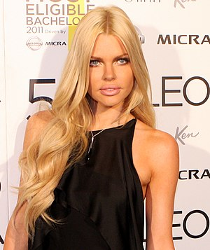Sophie Monk - Monk at the 2011 Cleo Bachelor of the Year in Sydney, Australia