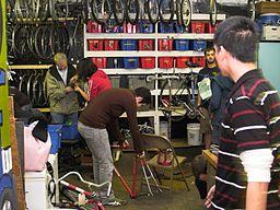 Sopo Bicycle Cooperative