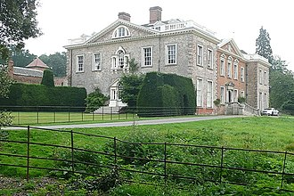 Miles Barne (politician born 1718) - Sotterley Hall, the home which Barne purchased in 1744.