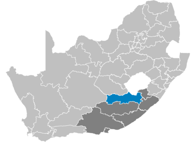South Africa Districts showing Ukhahlamba.png