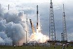 SpaceX CRS-14 Falcon 9 rocket lifts off (KSC-20180402-PH AWG01 0023).jpg