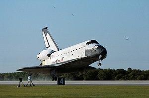 Image result for sts-62 landing