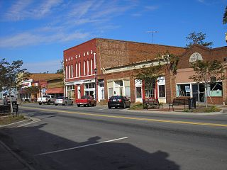 Sparta, Georgia Town in Georgia, United States