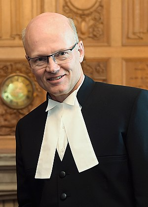 Speaker of the House of Commons (Canada) - Image: Speaker Geoff Regan 2016
