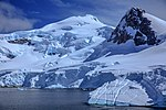 Spectacular cruise in the Gerlache strait, through the Aquirre Passage to Paradise Bay. (25977101566).jpg