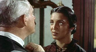 Katy Jurado - Katy Jurado with Spencer Tracy in the 1954 film Broken Lance