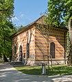 Spittal Bahnhofstrasse 1a Parkschloessl NO-Ansicht 09052016 1919.jpg