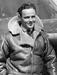 Squadron Leader Pattle of 33 Squadron RAF Greece IWM ME(RAF) 1260 (cropped).jpg