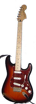 guitare electrique histoire