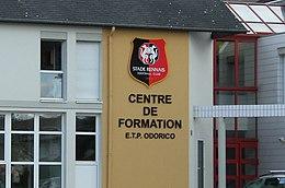 Centre de formation du Stade rennais FC — Wikipédia