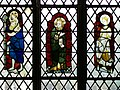 Ss Christopher, Edward the Confessor and Catherine, Canterbury.jpg