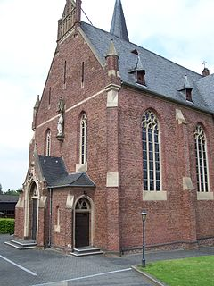 St. Aegidius Bornheim-Hemmerich SW