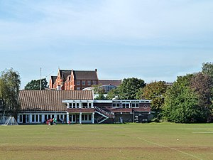 Private Banks Sports Ground - The former Private Banks Sports Ground