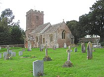St. Giles church, Thurloxton - geograph.org.uk - 159639.jpg