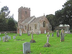 St. Giles church, Thurloxton - geograph.org.uk - 159639.jpg