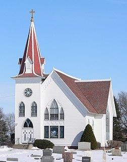 St. Johannes Danske Lutherske Kirke United States historic place