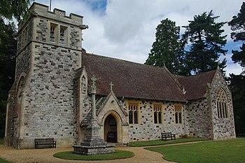 English: St. Stephen the Protomartyr, Kingston...