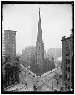 St. Pauls Cathedral (Buffalo, New York) Church in New York, United States